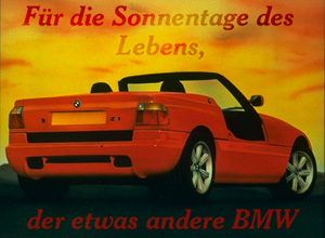 bmw z1 roadster. Black Bedroom Furniture Sets. Home Design Ideas